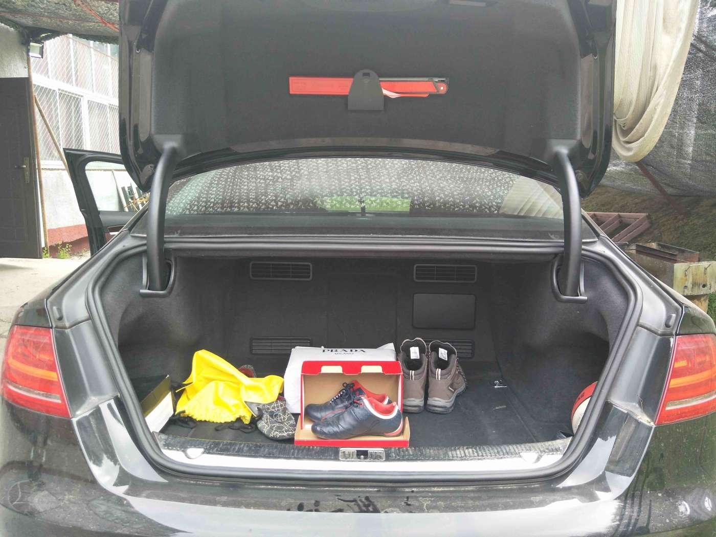 2012年09月 奥迪A8 2012款 A8L 45 TFSI quattro豪华型|甄选奥迪-北京卡斯基汽车服务有限公司