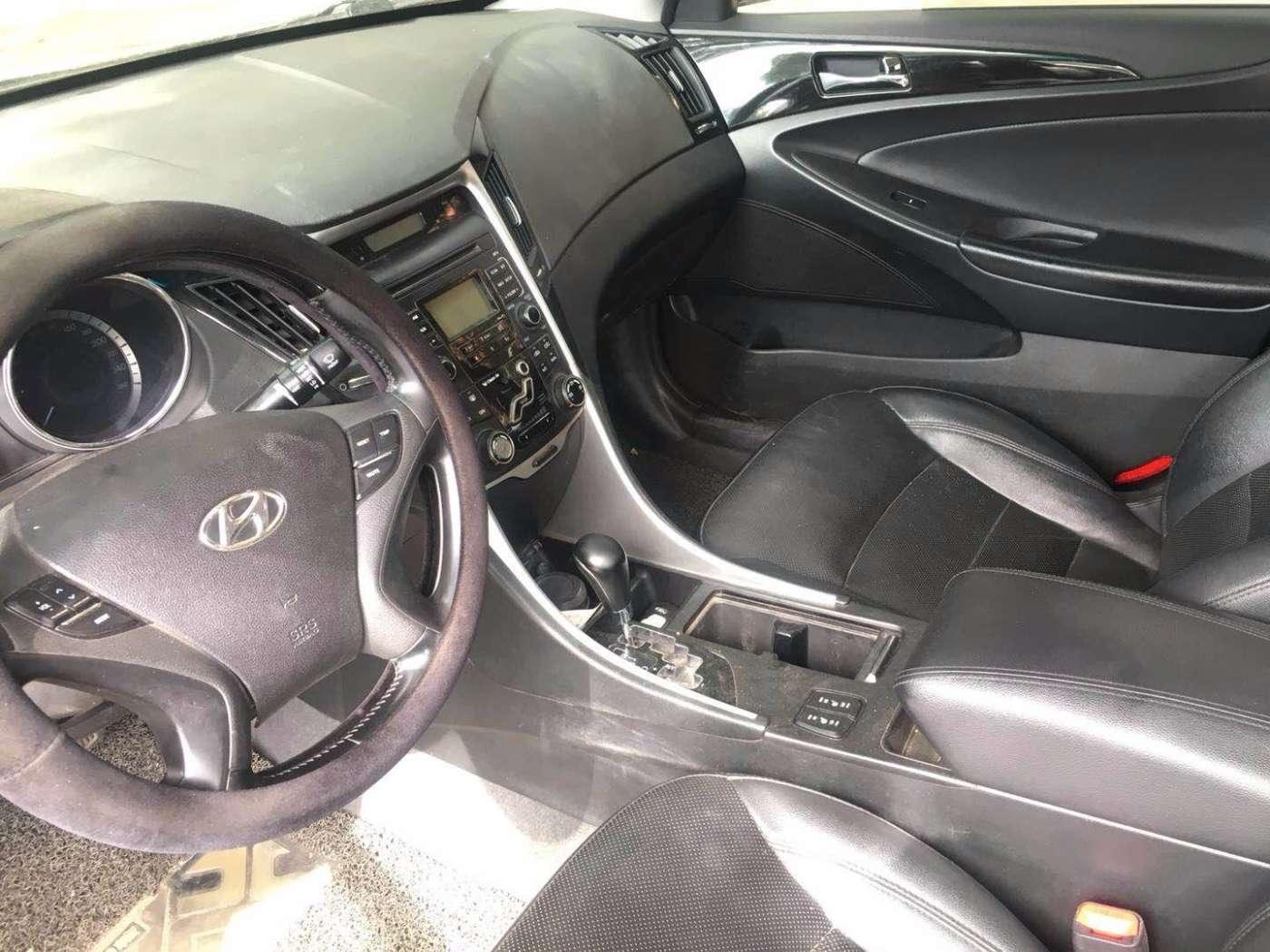 2015年02月 现代 索纳塔八 2013款 2.4L 自动领先版 国V|甄选易手车-北京卡斯基汽车服务有限公司
