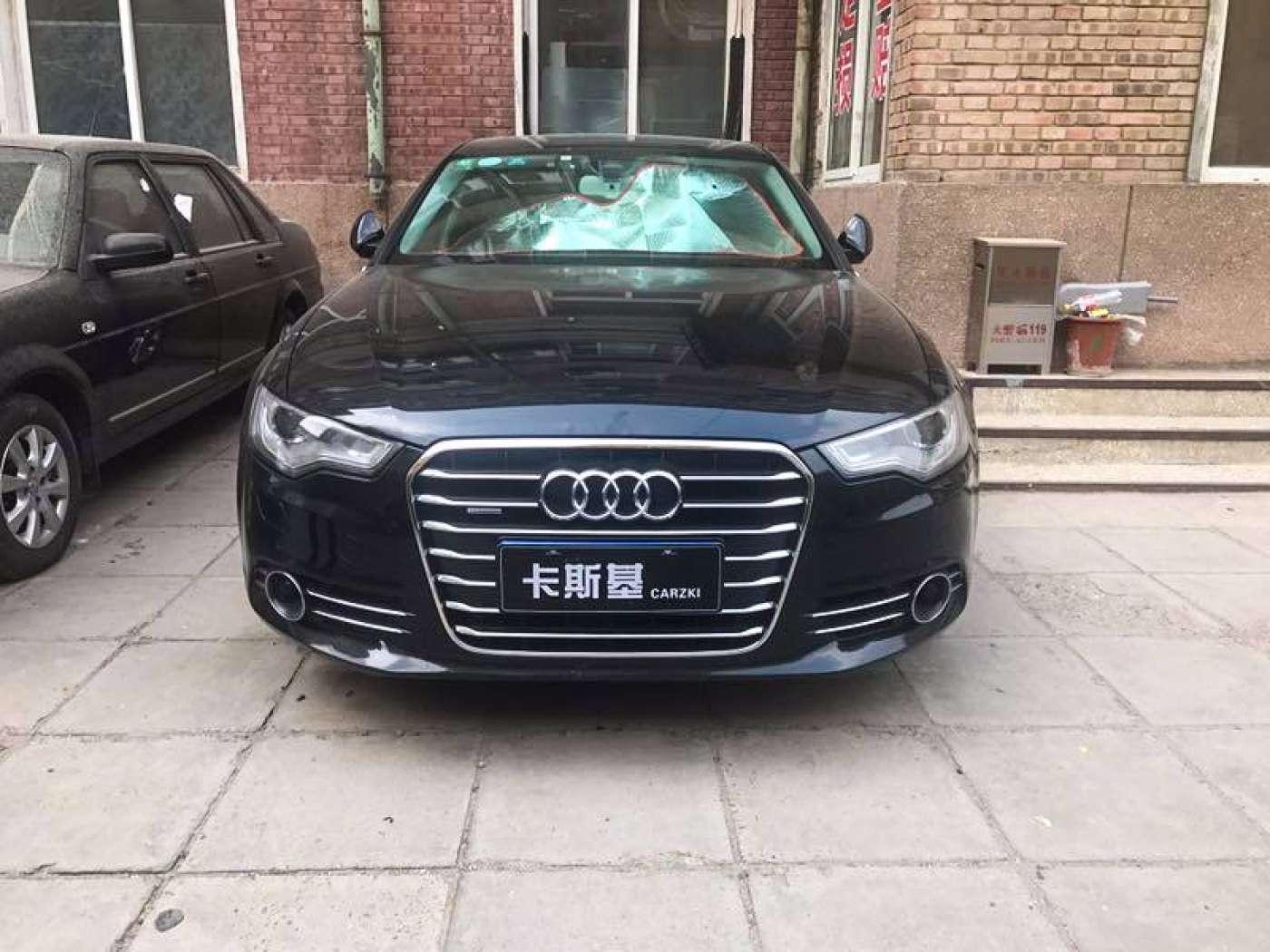 2012年07月 奥迪A6L 2012款 50 TFSI quattro 豪华型|甄选奥迪-北京卡斯基汽车服务有限公司