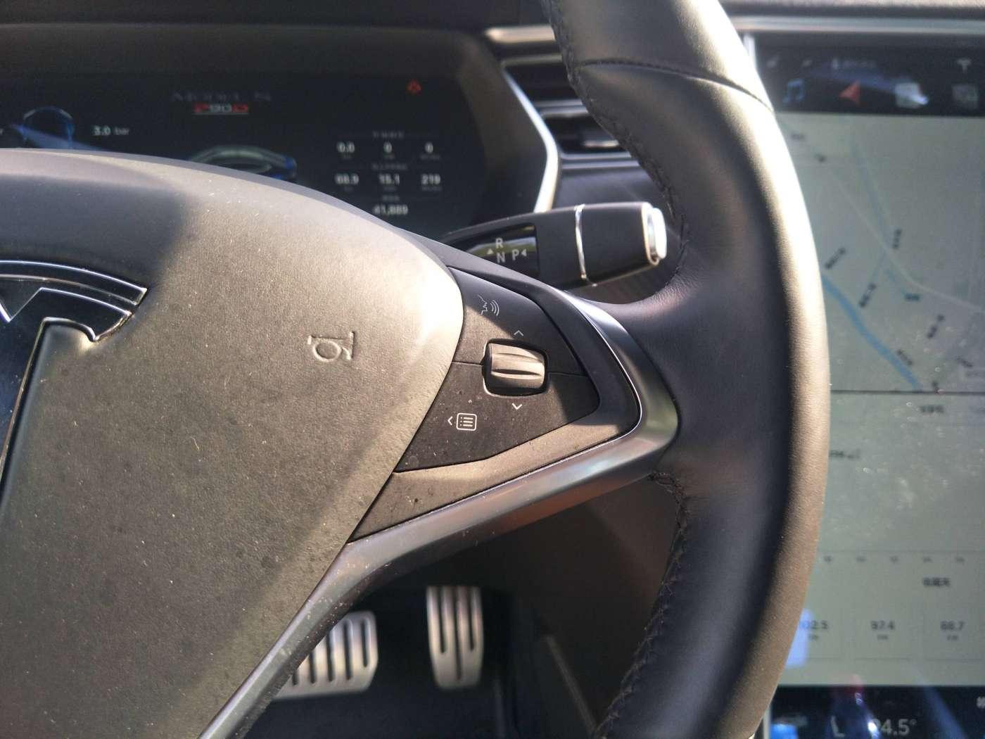 2016年01月 特斯拉 2015款 MODEL S P90D |甄选易手车-北京卡斯基汽车服务有限公司