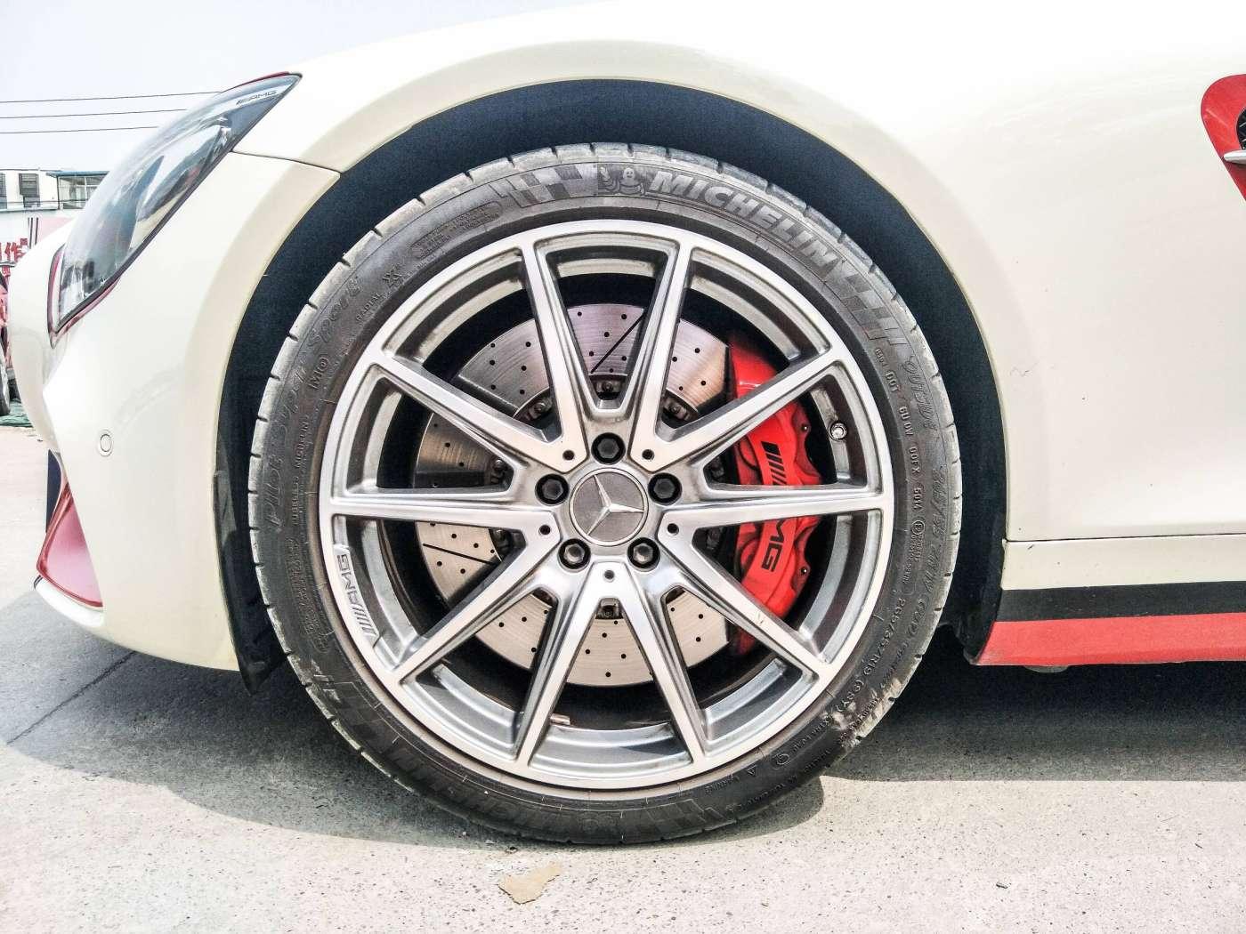 2016年01月 奔驰 2015款 AMG GT AMG GT S 甄选奔驰-北京卡斯基汽车服务有限公司