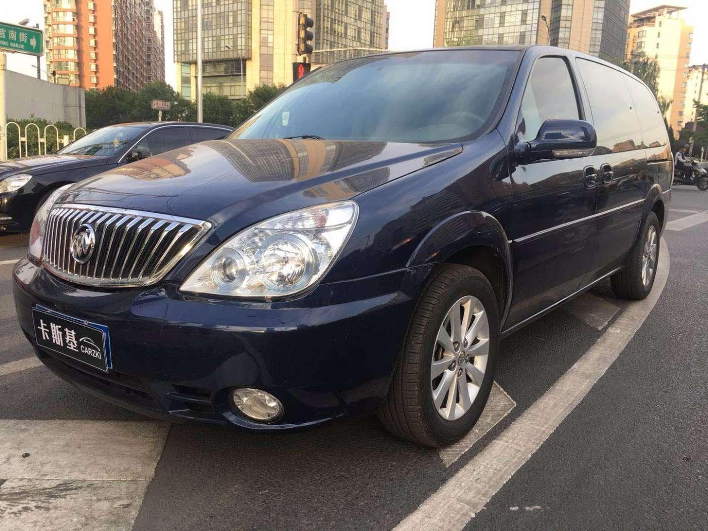 2013年01月 别克GL8 2012款 2.4L BASE舒适版 |甄选易手车-北京卡斯基汽车服务有限公司