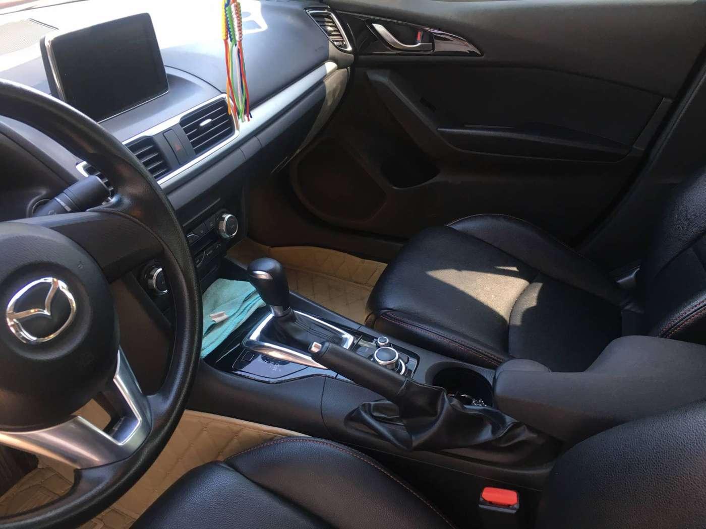 2016年05月 2016款 马自达3 Axela昂克赛拉 三厢 1.5L 自动豪华型|甄选易手车-北京卡斯基汽车服务有限公司