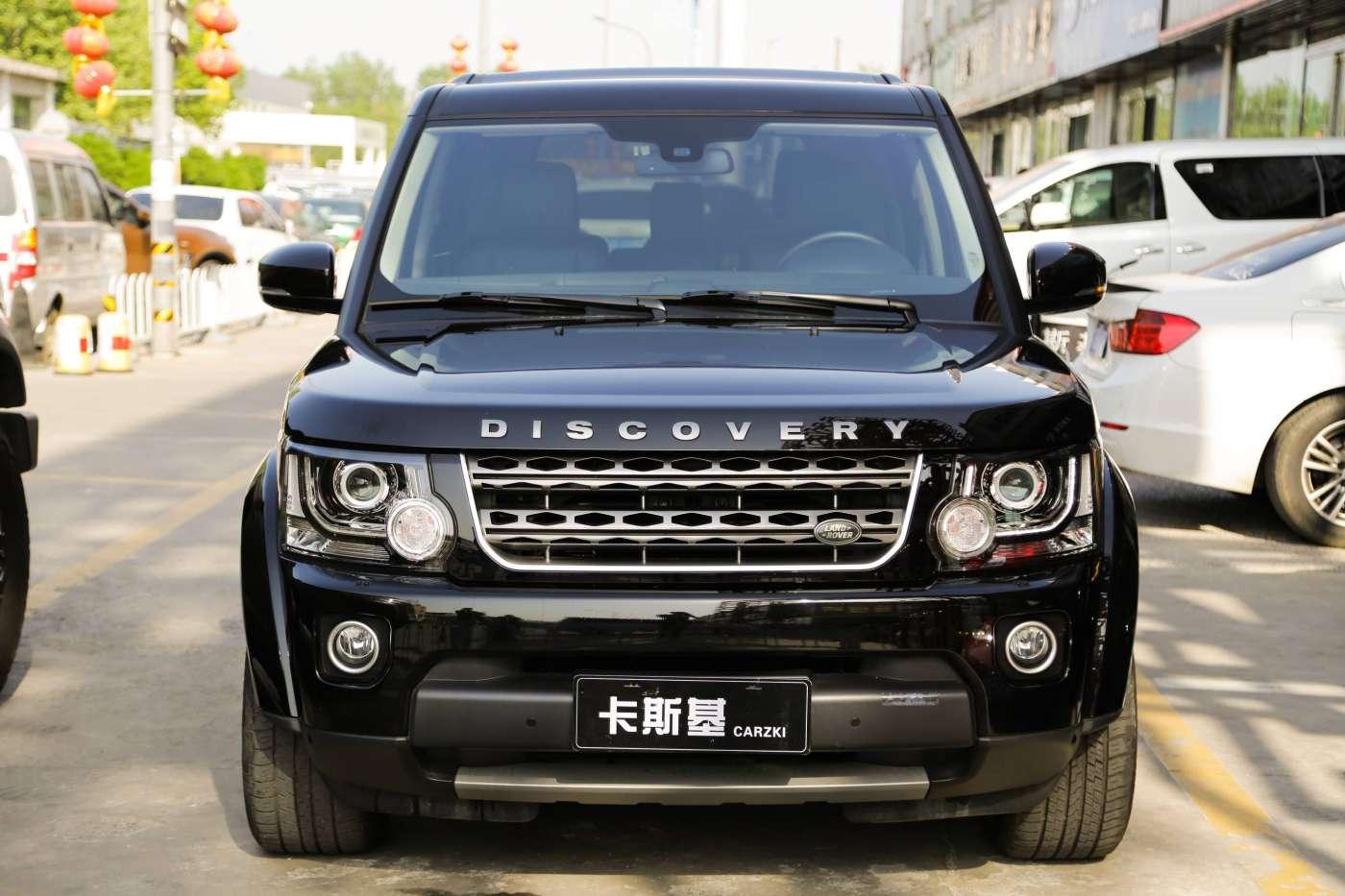 2016年12月 路虎 2016款 第四代发现 3.0 V6 SC HSE|甄选捷豹路虎-北京卡斯基汽车服务有限公司