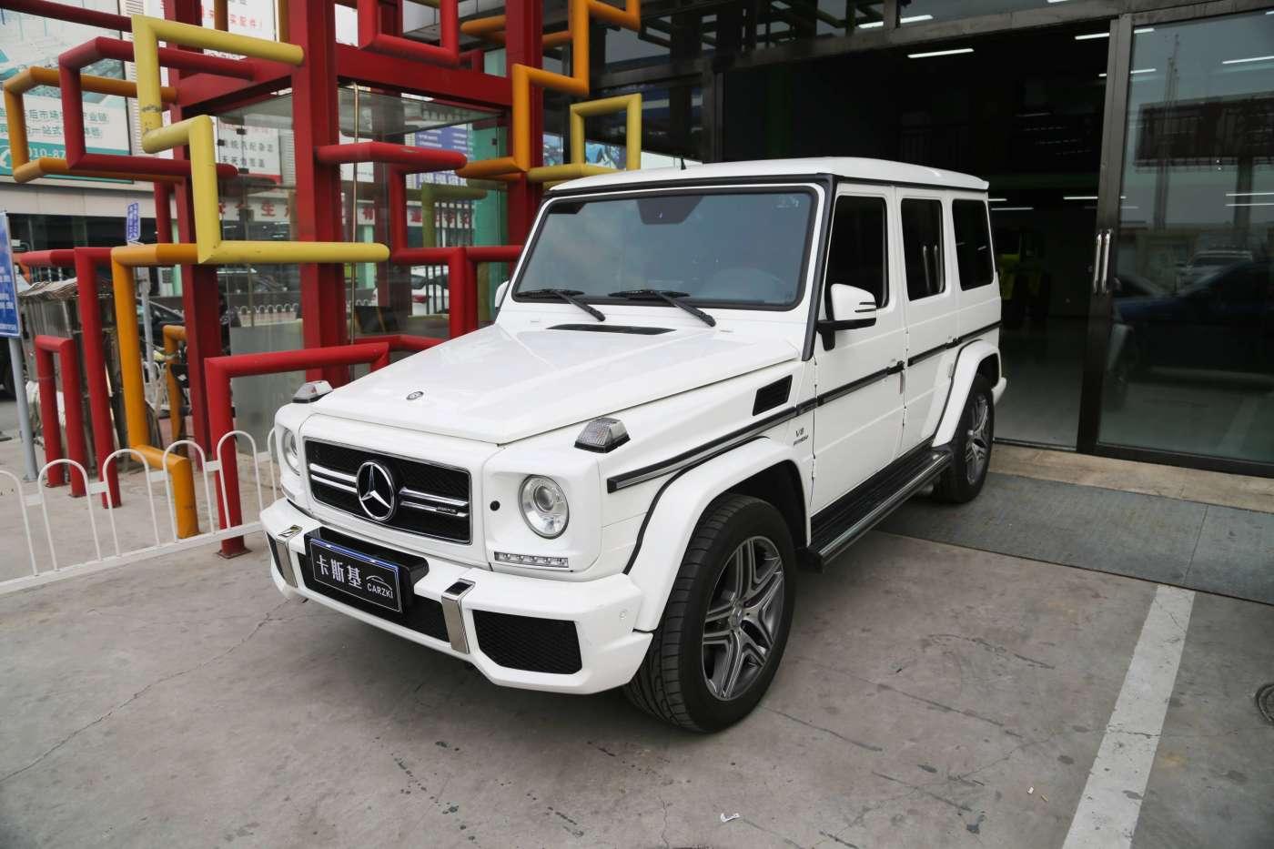 卡斯基甄选易手奔驰G级AMG 2013款 AMG G 63|甄选奔驰-北京卡斯基汽车服务有限公司