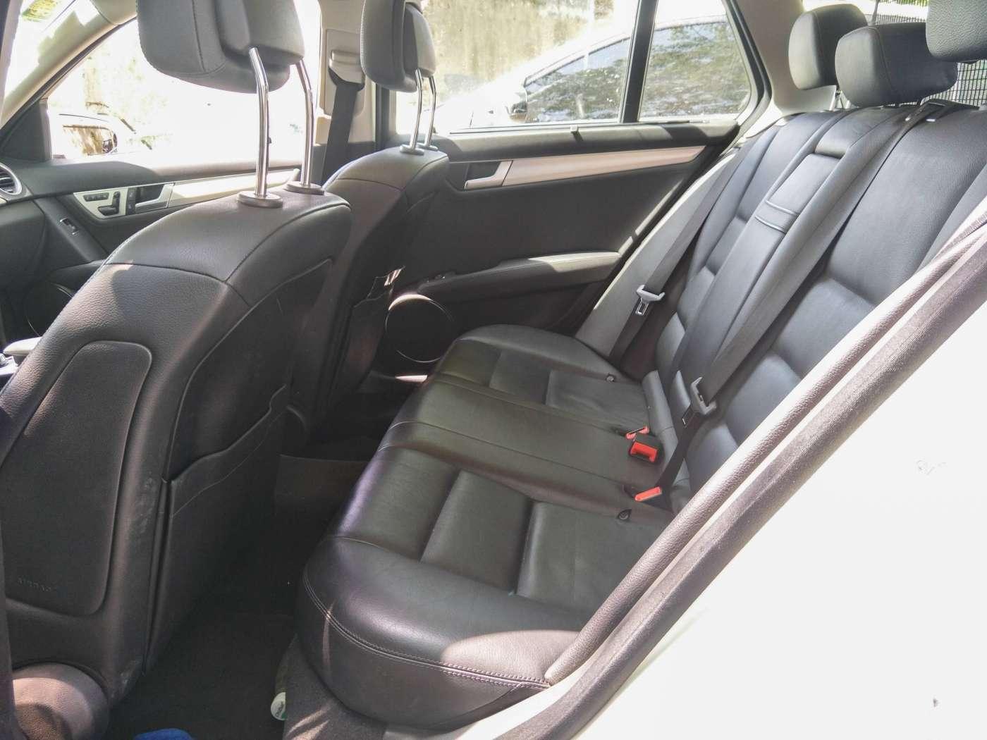 2012年11月 奔驰C级(进口) 2011款 C 200 时尚旅行版|甄选奔驰-北京卡斯基汽车服务有限公司