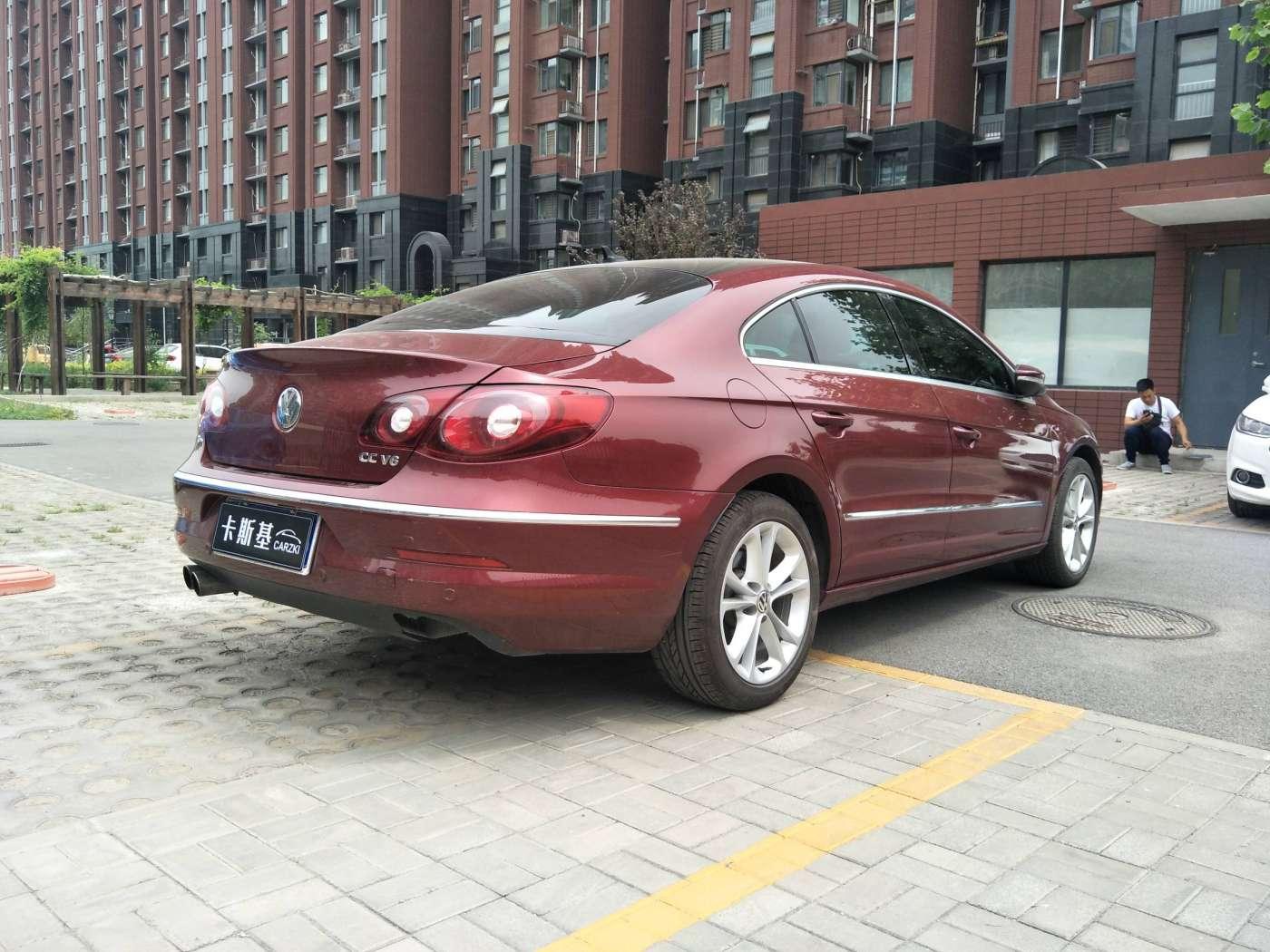 2012年01月 一汽-大众CC 2012款 1.8TSI 豪华型|甄选大众-北京卡斯基汽车服务有限公司
