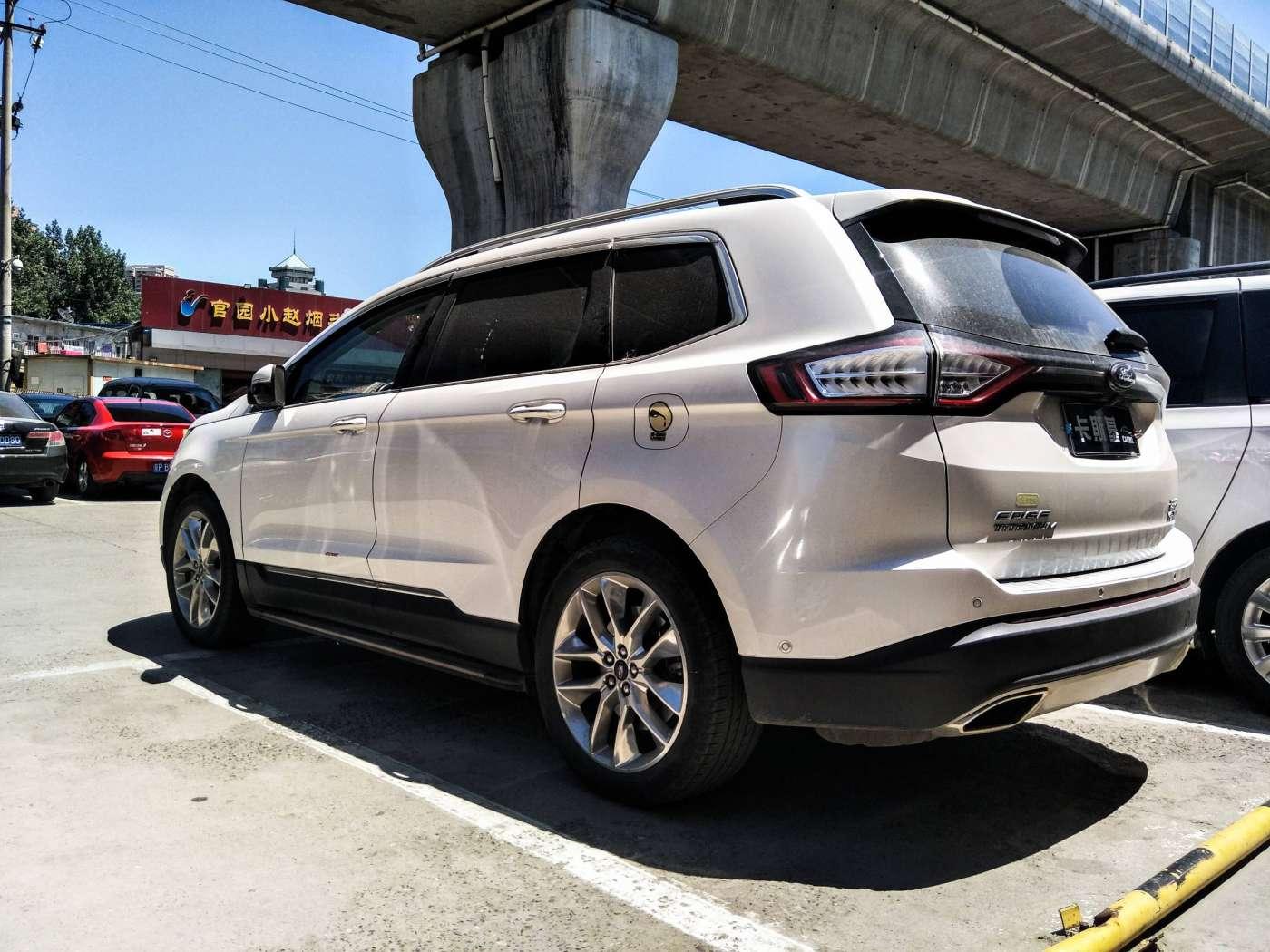 2015年08月 福特 2015款 锐界 2.7T GTDi 四驱尊锐型|甄选福特-北京卡斯基汽车服务有限公司