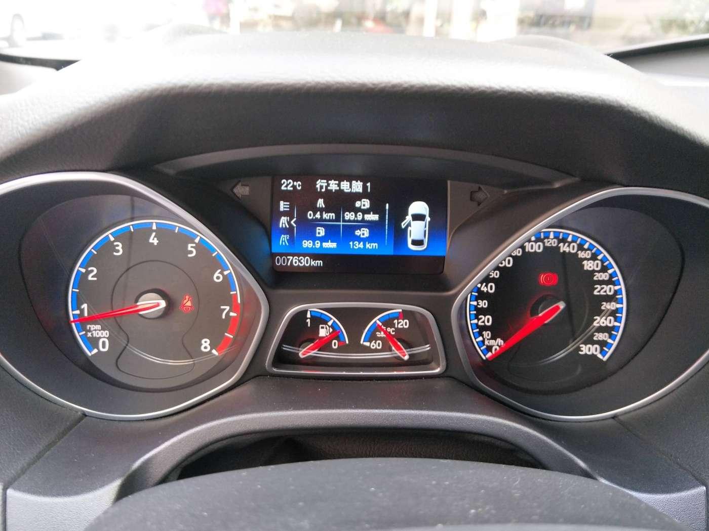 2017年05月 福特 2016款 福克斯(进口) 2.3T RS 赛道版|甄选福特-北京卡斯基汽车服务有限公司