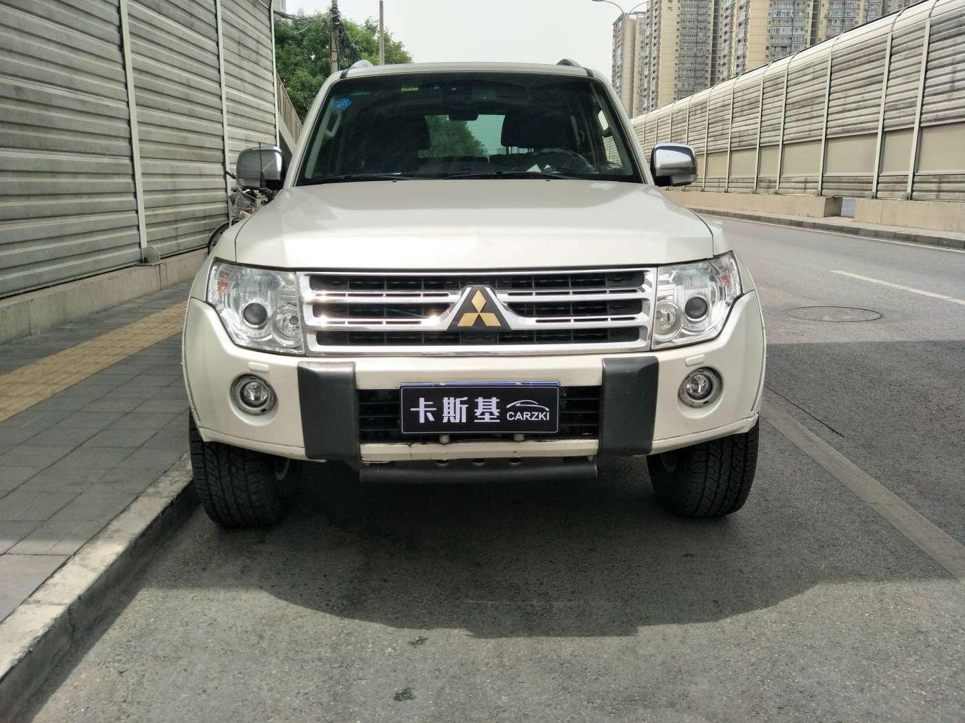 2011年10月 三菱 帕杰罗(进口) 2011款 3.0L 精英超越版|甄选三菱-北京卡斯基汽车服务有限公司