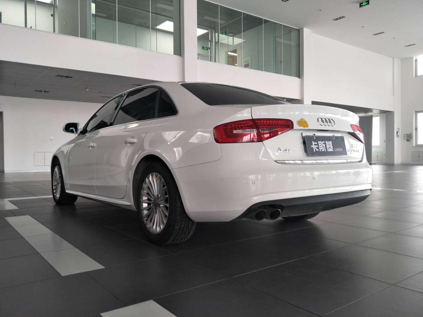 2015年01月 奥迪A4L 2015款 35 TFSI 自动舒适型|甄选奥迪-北京卡斯基汽车服务有限公司