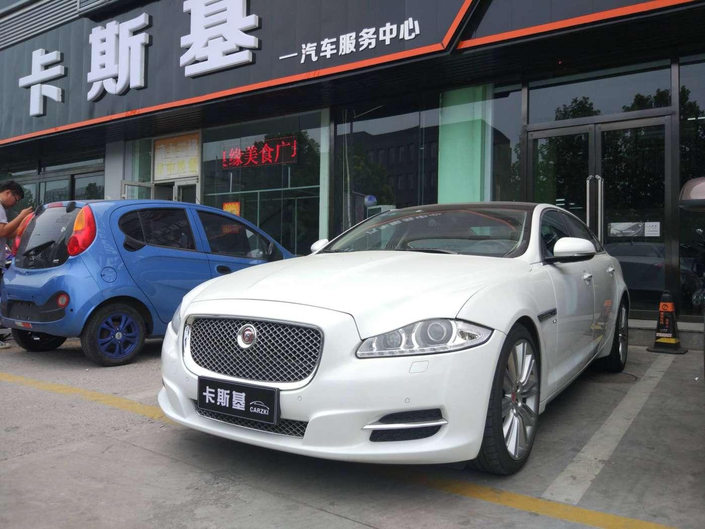 2014款捷豹XJL3.0sc|甄选捷豹路虎-北京卡斯基汽车服务重庆彩票