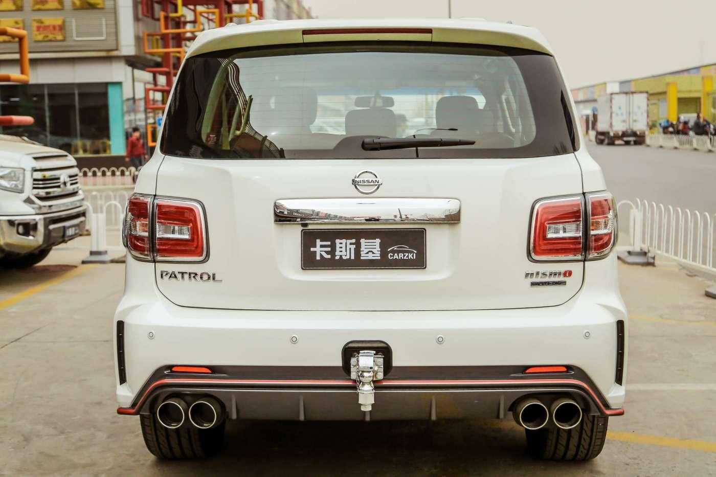 途乐 2018款 4.0L 中东版|平行进口车-北京卡斯基汽车服务有限公司
