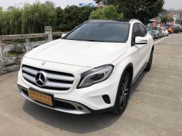 2016款  GLA 220 4MATIC 时尚型