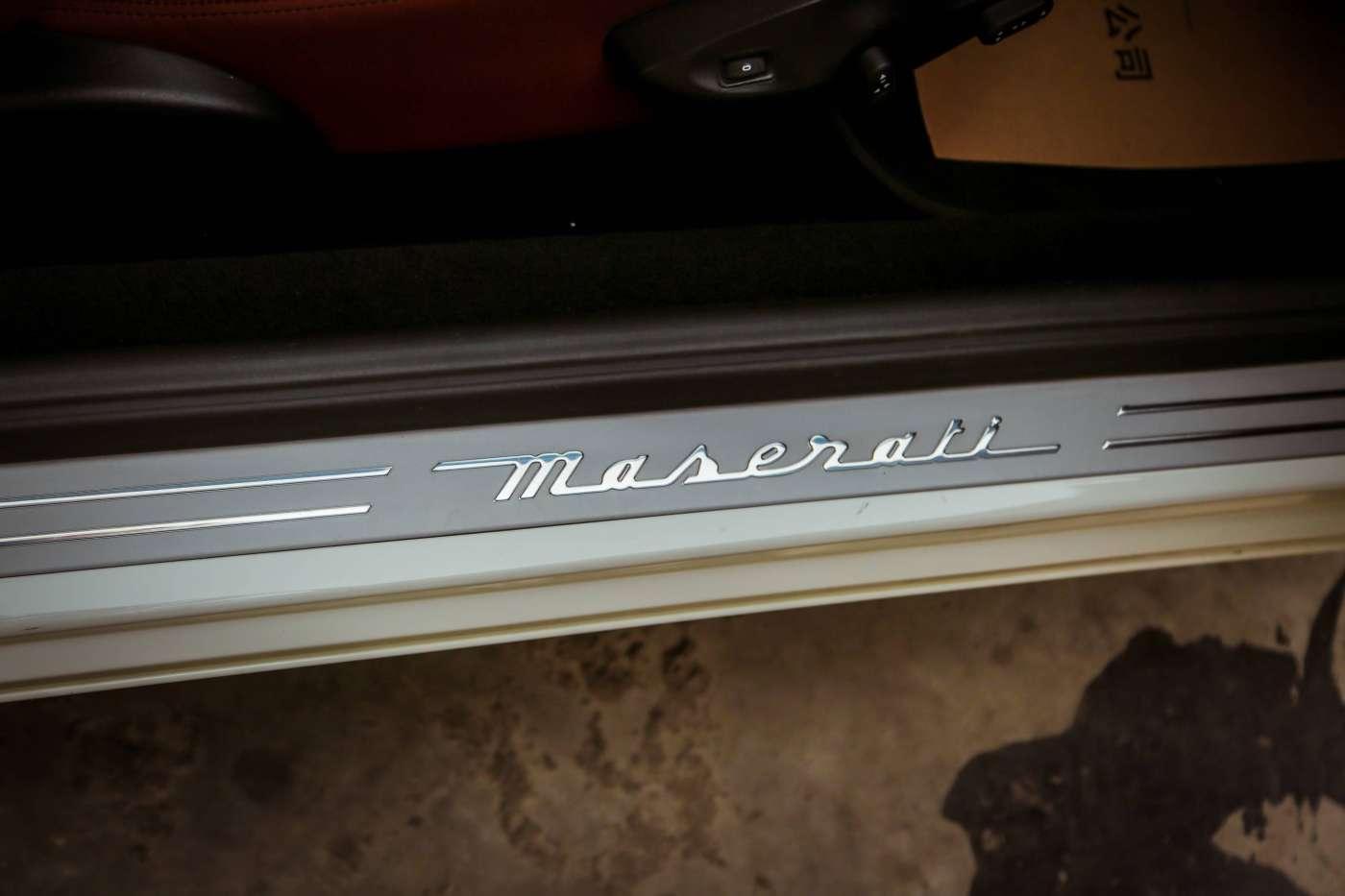 2015年01月 玛莎拉蒂 GranTurismo 2007款 4.2L 标准版 |甄选玛莎拉蒂-北京卡斯基汽车服务重庆彩票