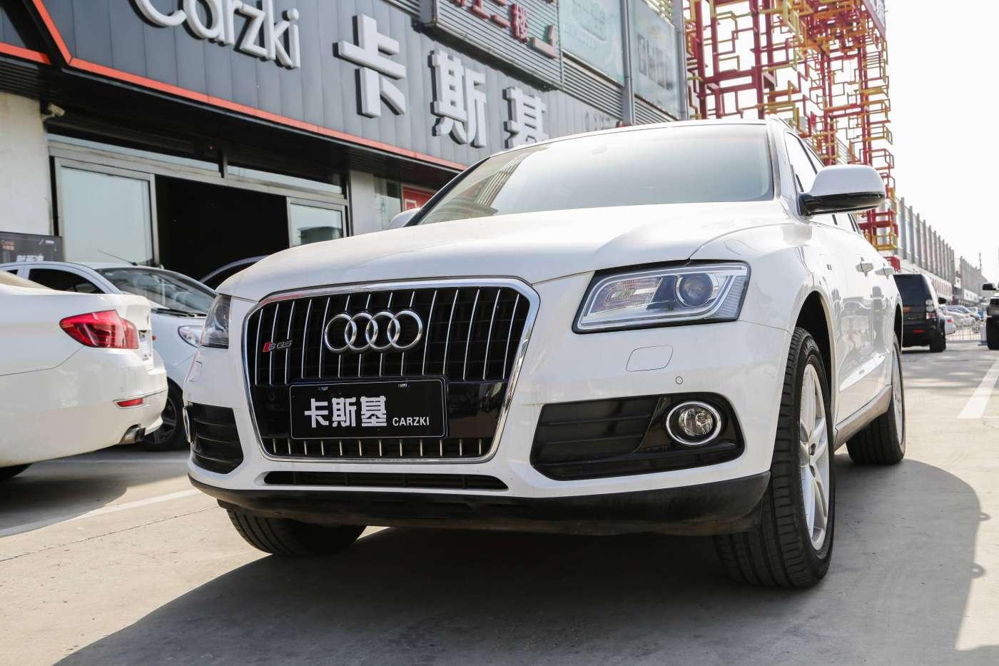 2016年02月 奥迪Q5 2015款 40 TFSI 舒适型|甄选奥迪-北京卡斯基汽车服务有限公司