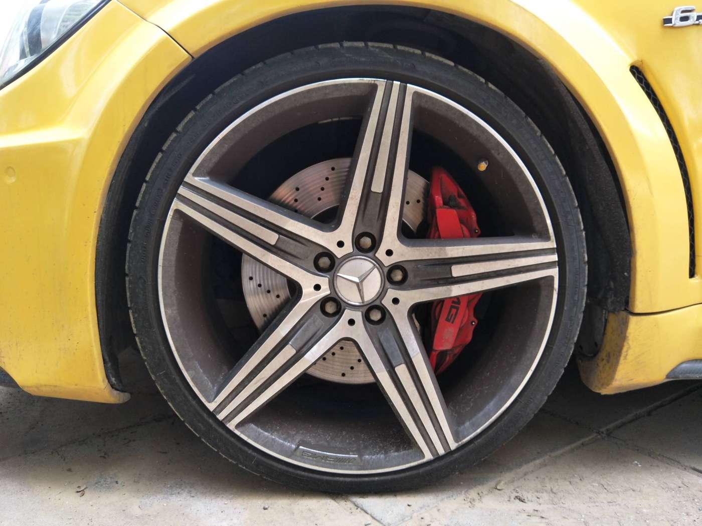 2014年09月 奔驰C级AMG 2014款 C 63 AMG Coupe Edition 507|甄选奔驰-北京卡斯基汽车服务有限公司