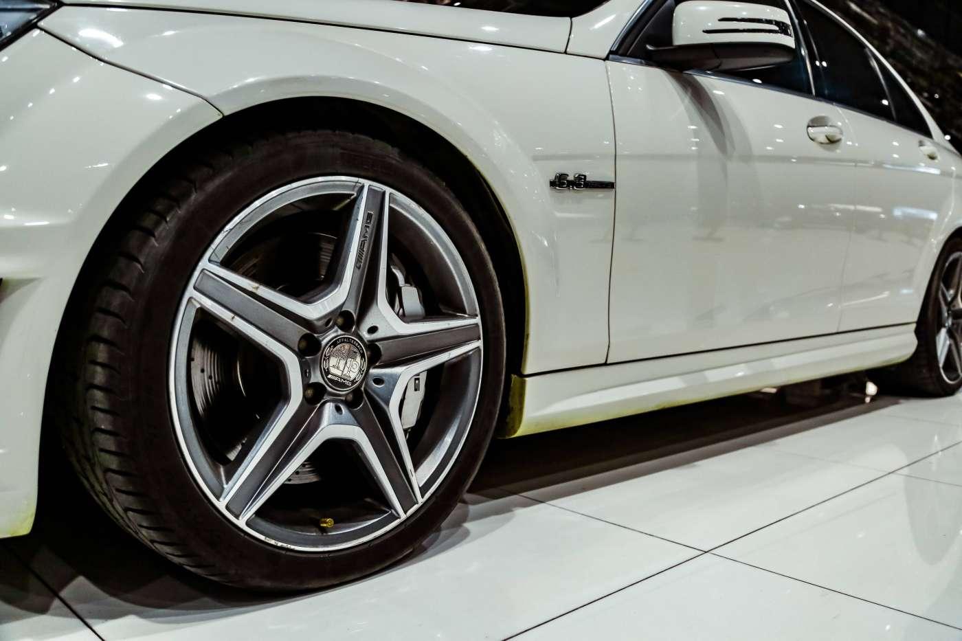 2010年04月 奔驰C级AMG 2010款 C 63 AMG 动感型增强版|甄选奔驰-北京卡斯基汽车服务有限公司