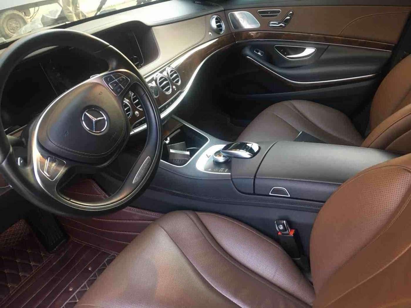 2014年12月 奔驰S级 2014款 S 320 L 豪华型 |甄选奔驰-北京卡斯基汽车服务有限公司