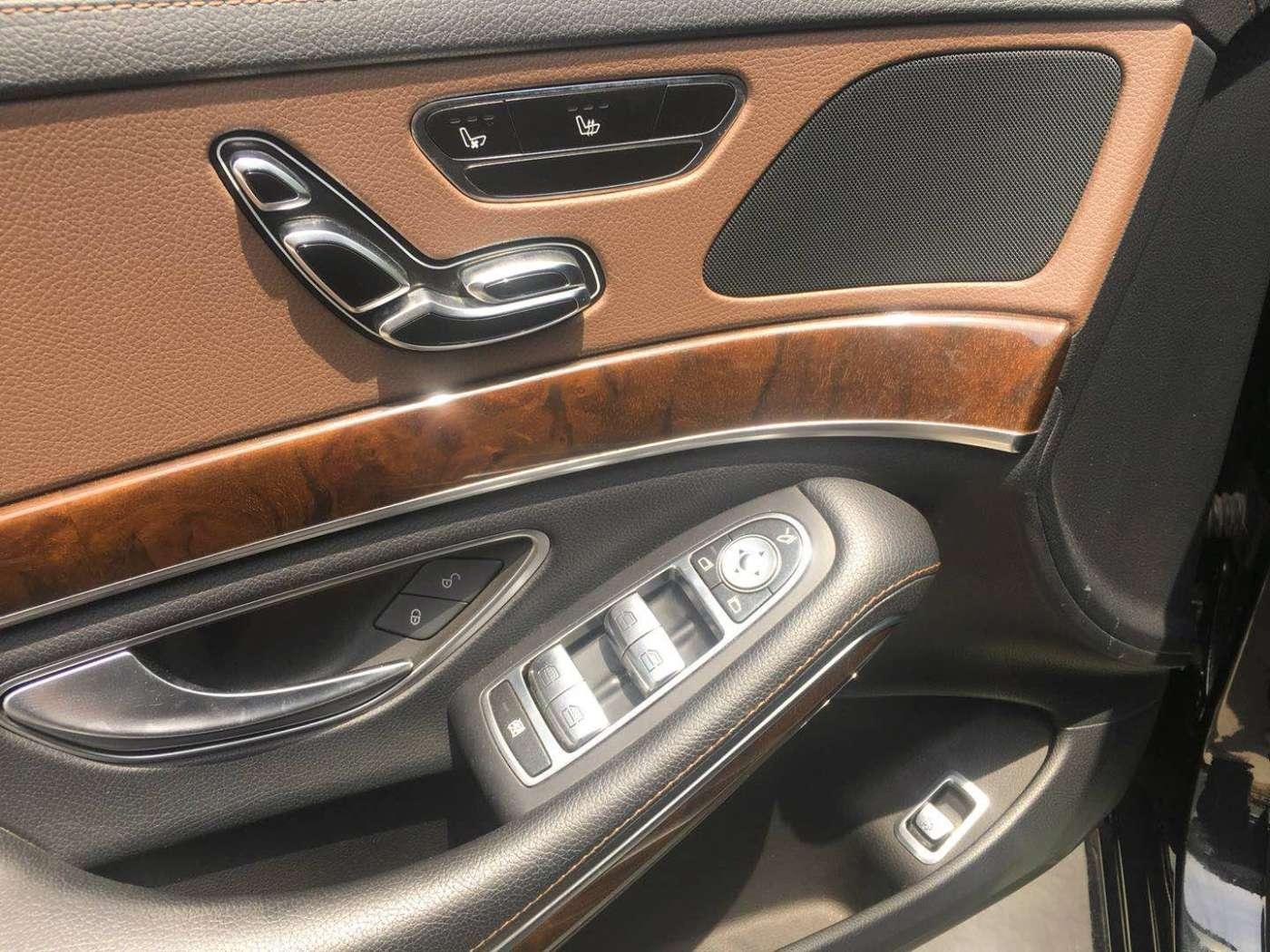 2014年04月 奔驰S级 2014款 S 400 L 尊贵型|甄选奔驰-北京卡斯基汽车服务有限公司