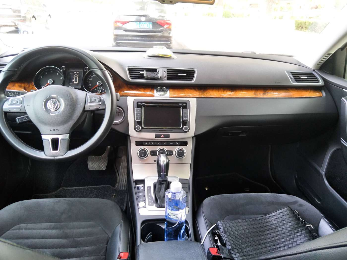 2014年04月 大众 迈腾(进口) 2012款 旅行版 2.0TSI 舒适型 甄选大众-北京卡斯基汽车服务有限公司