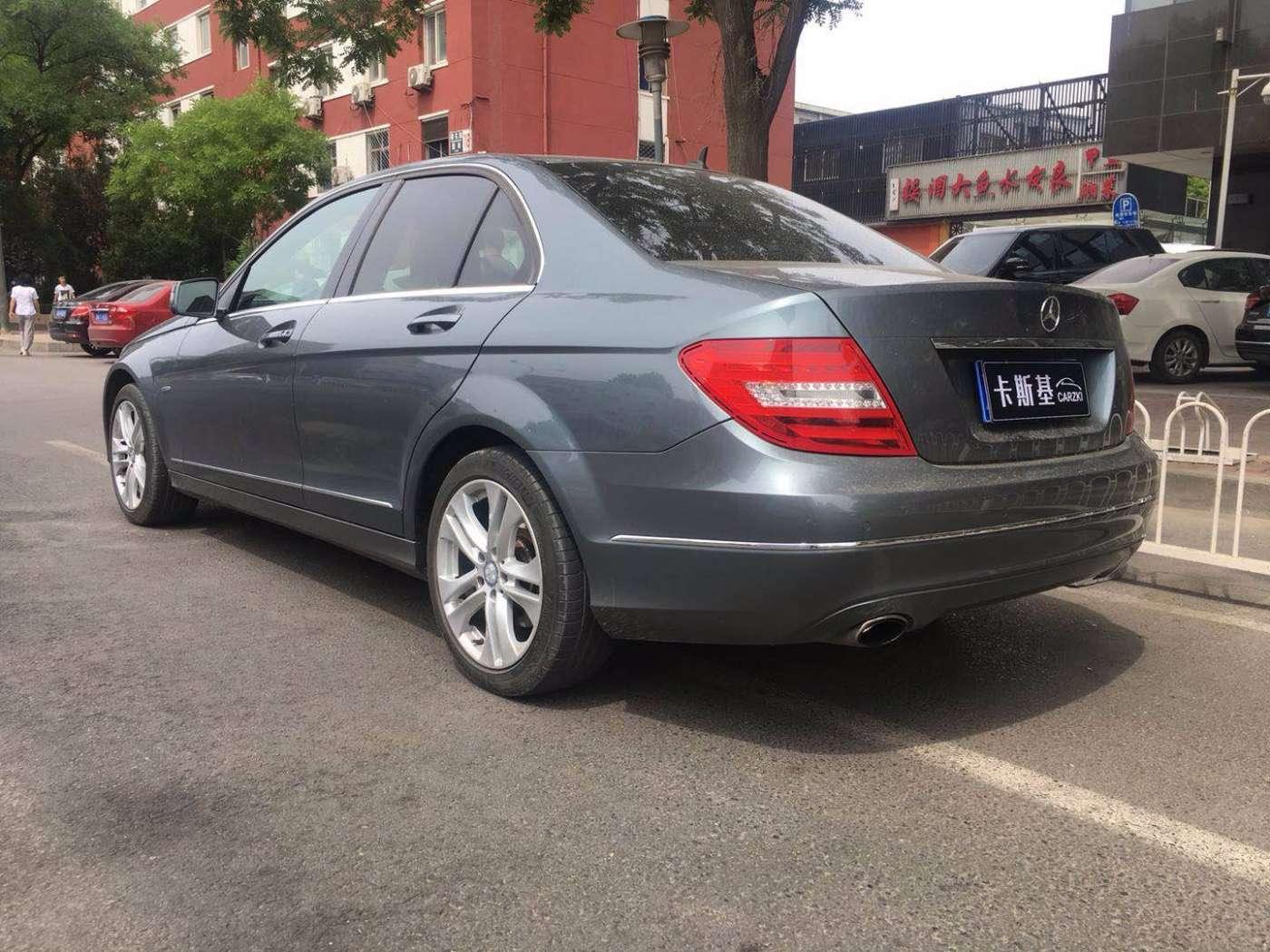 2012年06月 奔驰C级 2011款 C 200 CGI 时尚型|甄选奔驰-北京卡斯基汽车服务有限公司