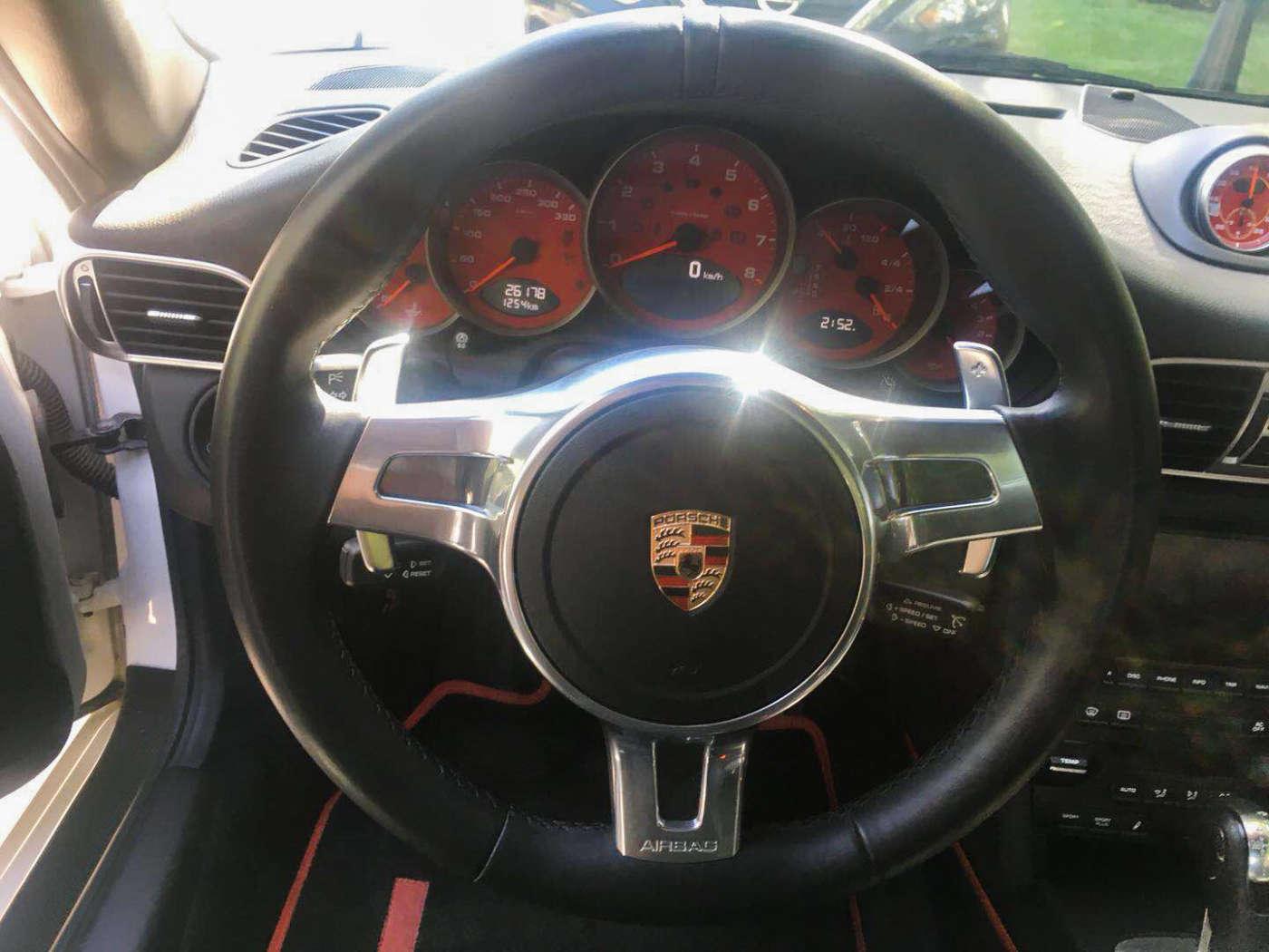 2011年05月 保时捷911 2010款 Carrera S 3.8L PCCA|甄选保时捷-北京卡斯基汽车服务有限公司