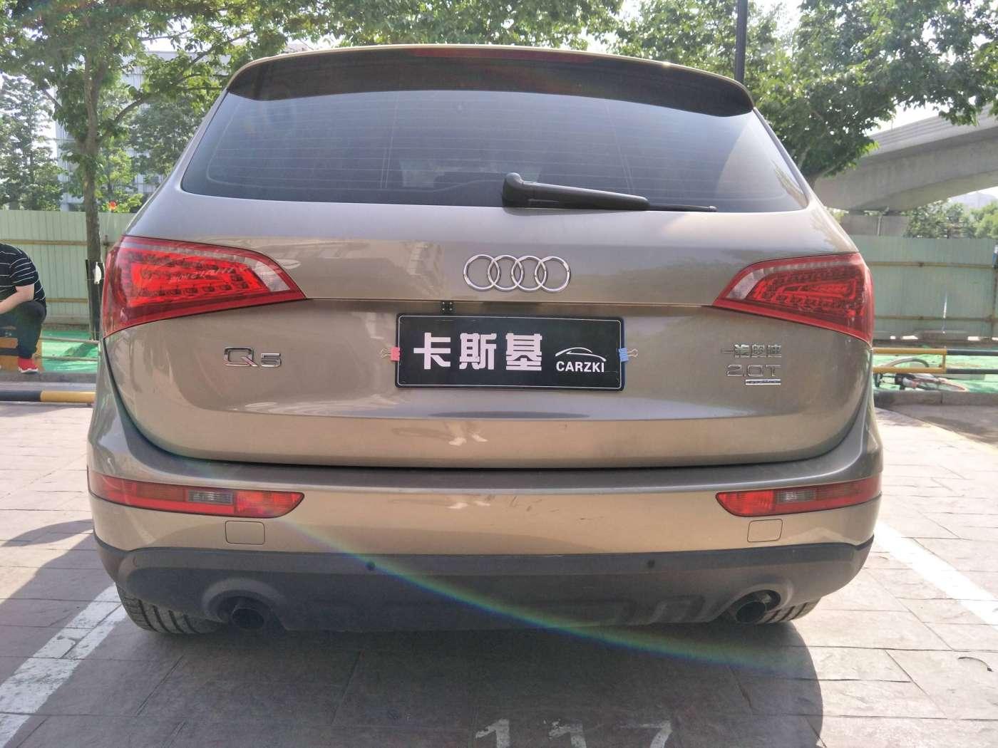 2010年12月 奥迪Q5 2010款 2.0TFSI 进取型|甄选奥迪-北京卡斯基汽车服务有限公司