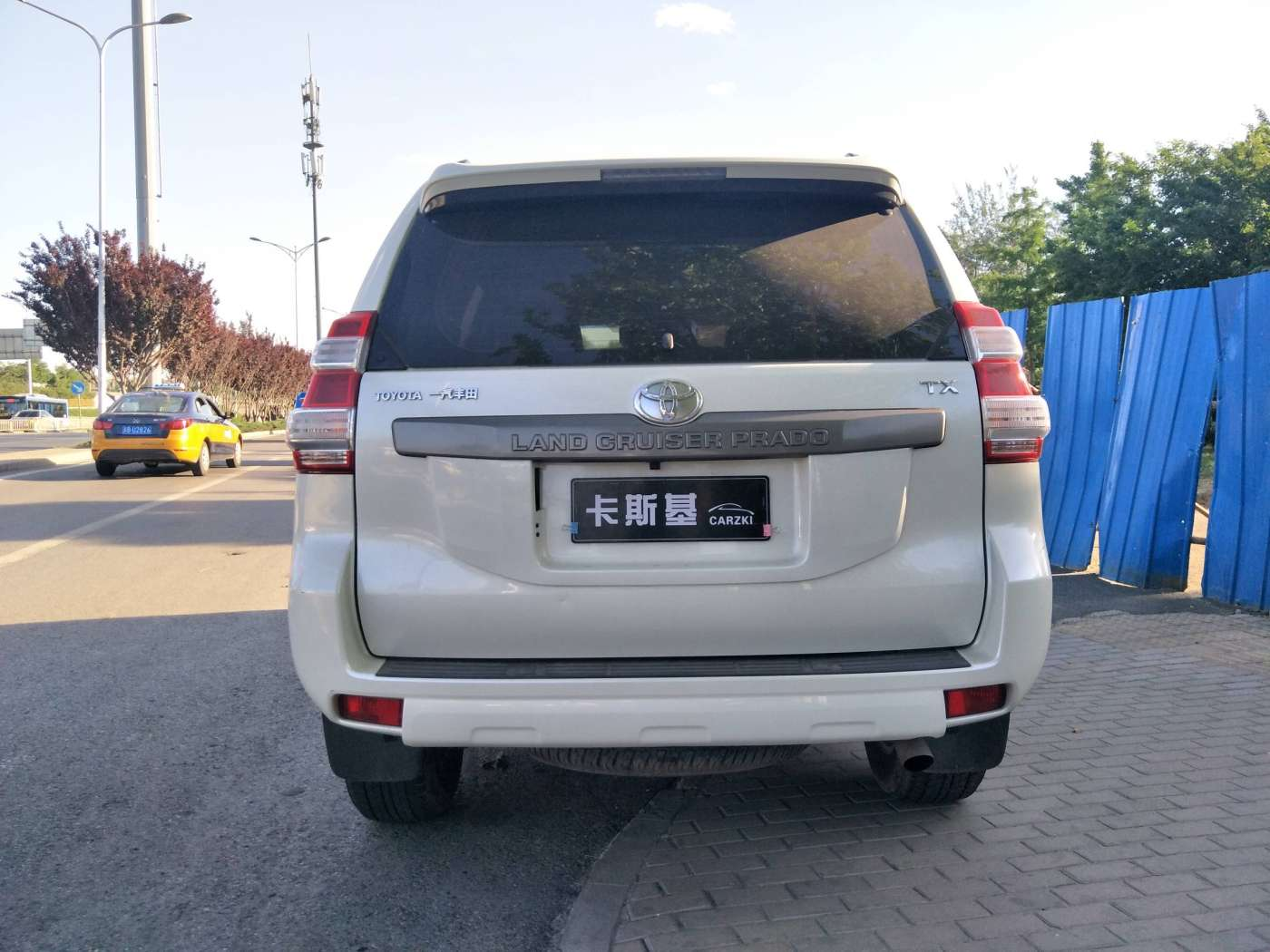 2016年01月 丰田 2016款 普拉多 2.7L 自动豪华版|甄选丰田-北京卡斯基汽车服务有限公司