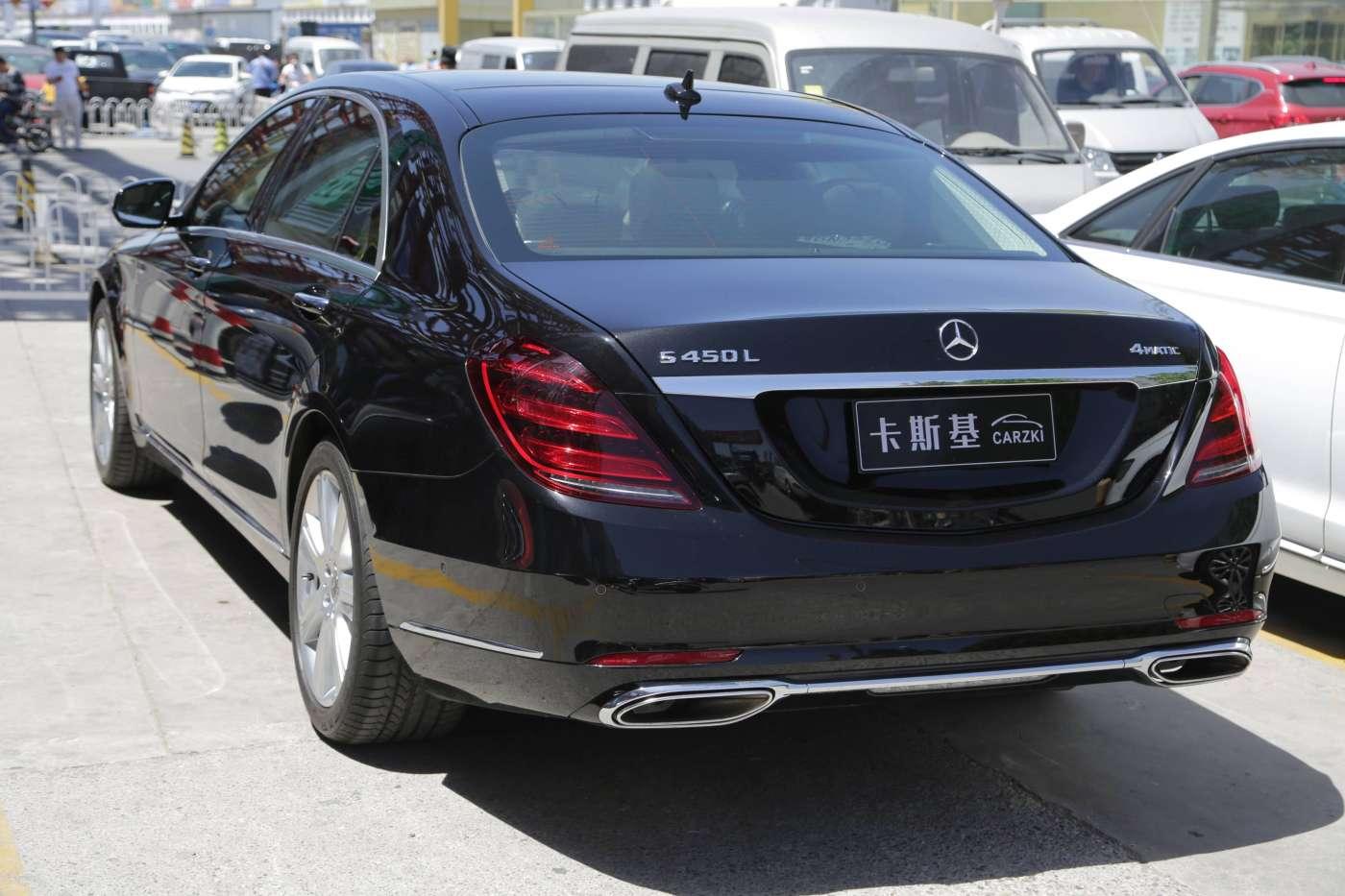 2018年02月 2018款 奔驰S级 S 450 L|甄选奔驰-北京卡斯基汽车服务有限公司