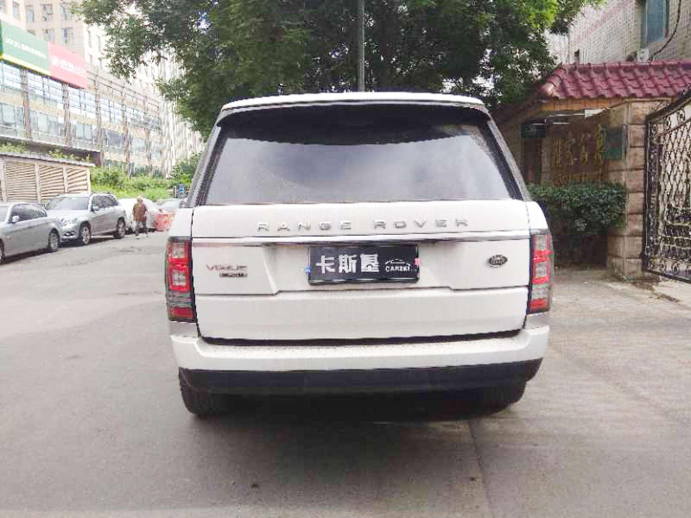 2016年06月 路虎 揽胜 2015款 3.0 V6 SC Vogue|甄选捷豹路虎-北京卡斯基汽车服务有限公司