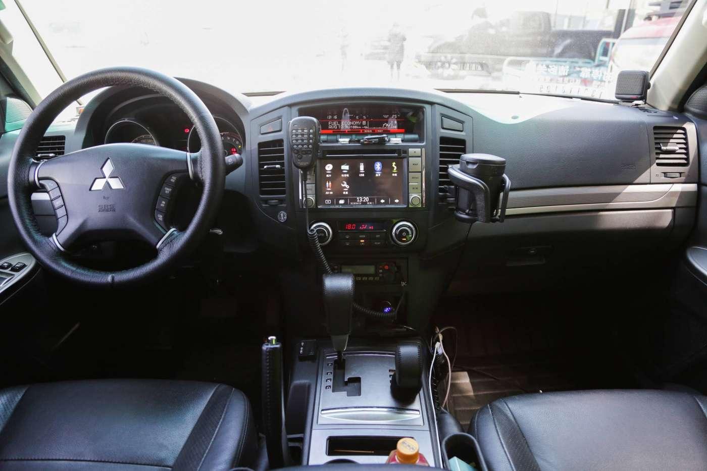 帕杰罗(进口) 2014款 3.0L 精英版|甄选三菱-北京卡斯基汽车服务有限公司