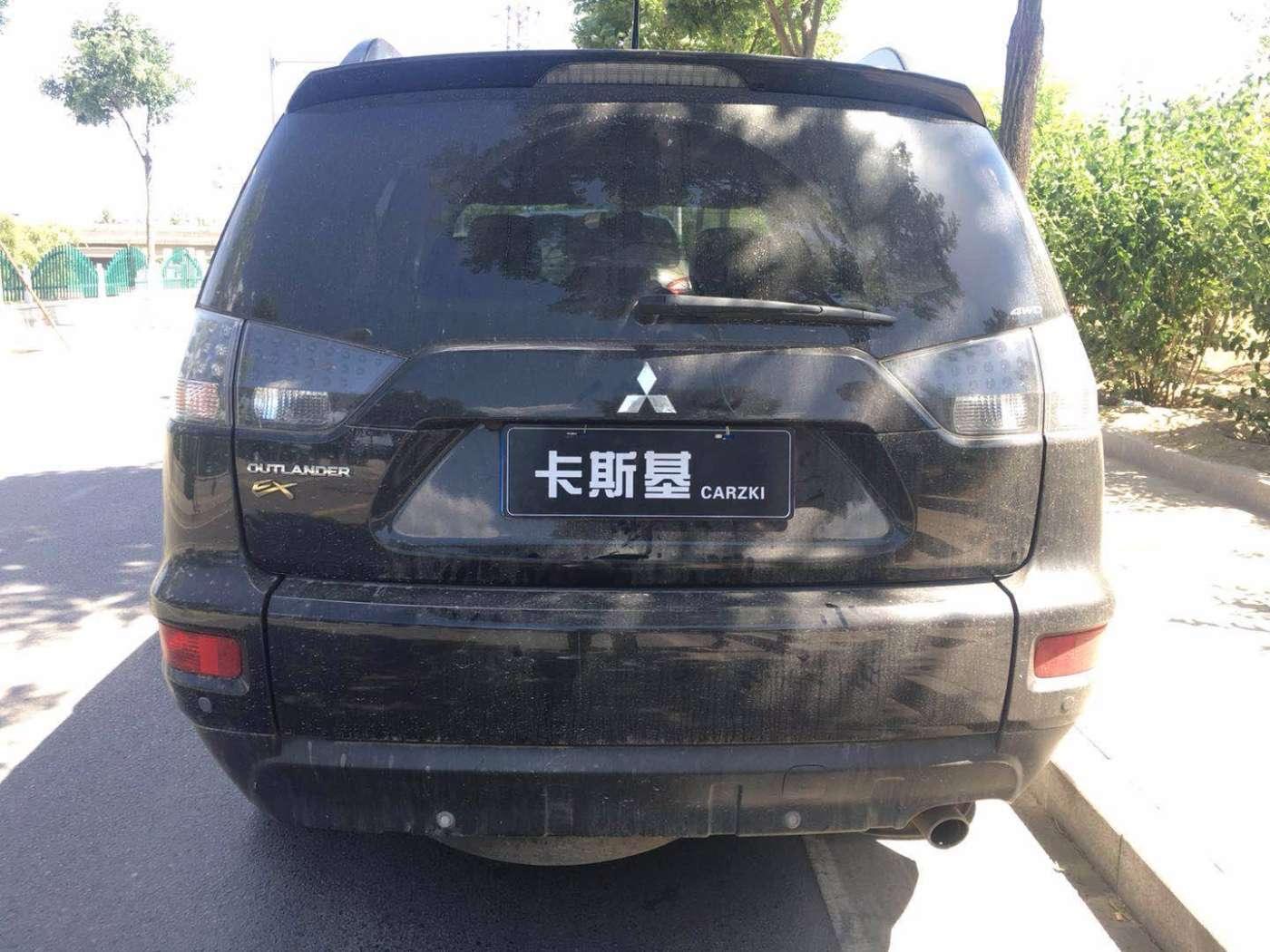 2011年10月 三菱 欧蓝德(进口) 2011款 劲界 2.0 都市版|甄选易手车-北京卡斯基汽车服务有限公司