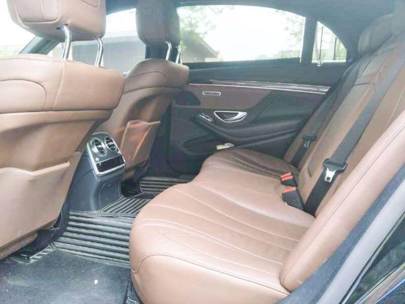 2014年09月 奔驰S级 2014款 S 320 L 商务型 |甄选奔驰-北京卡斯基汽车服务有限公司
