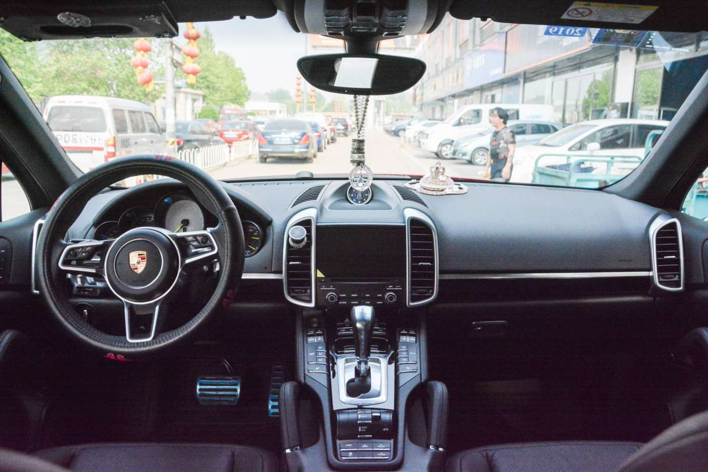 2017年05月 保时捷 2016款 Cayenne新能源 S E-Hybrid 3.0T|甄选保时捷-北京卡斯基汽车服务有限公司