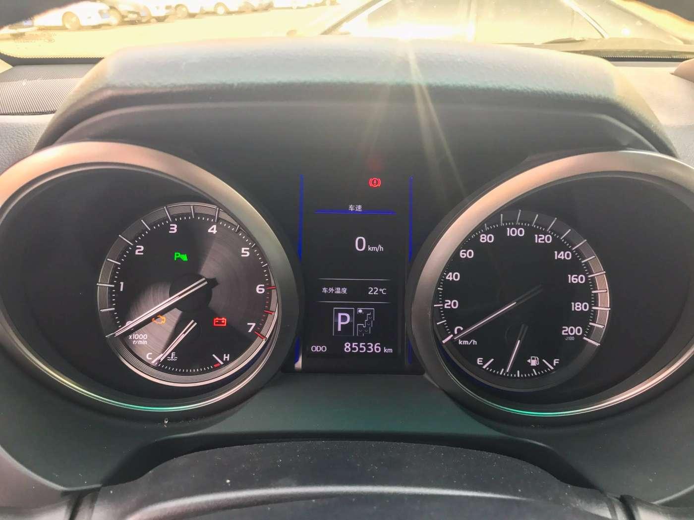 2014年03月 丰田 普拉多 2014款 4.0L TX-L NAVI 甄选丰田-北京卡斯基汽车服务有限公司