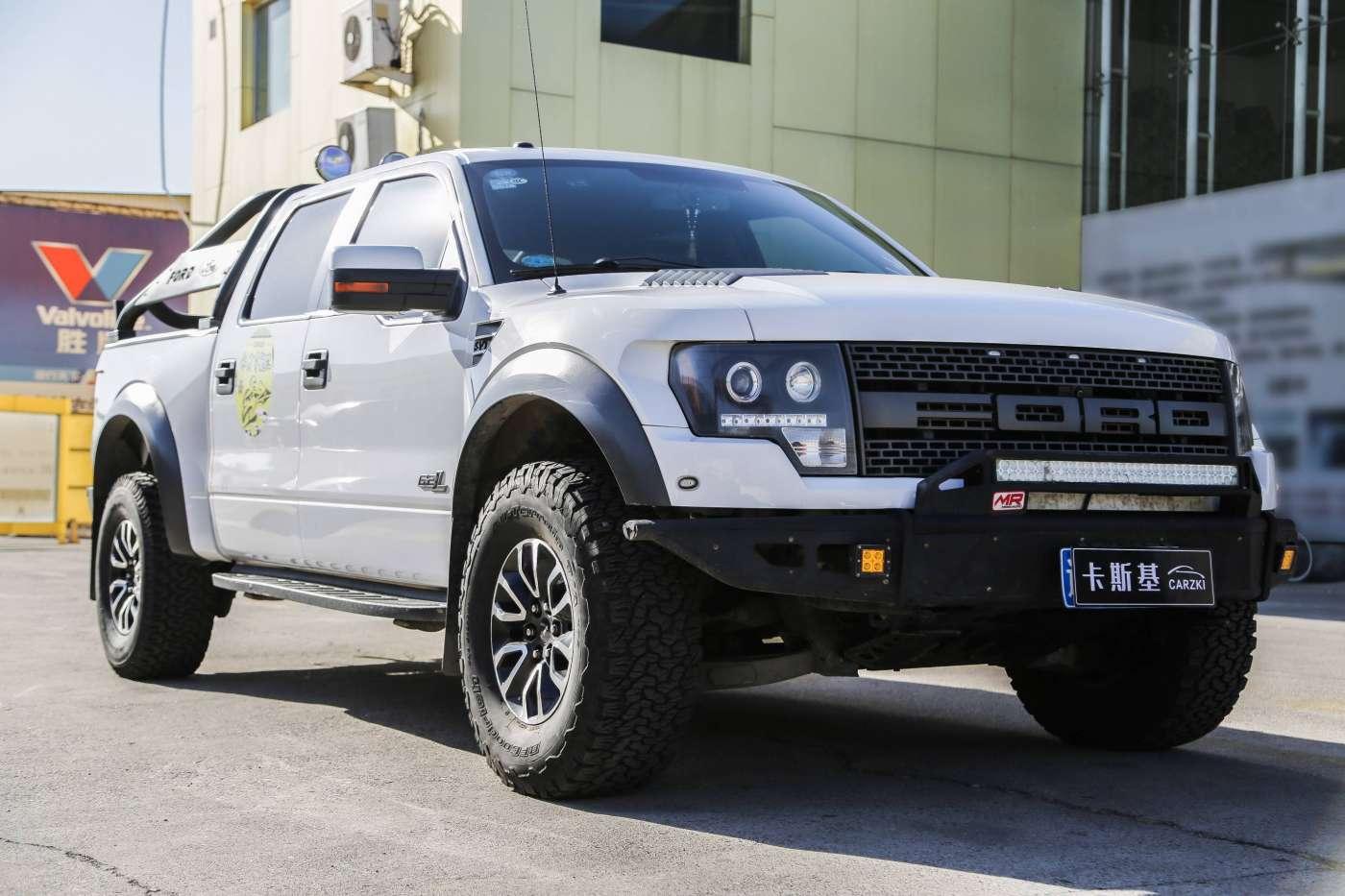 福特F-150 2011款 6.2L SVT Raptor SuperCab|甄选福特-北京卡斯基汽车服务有限公司