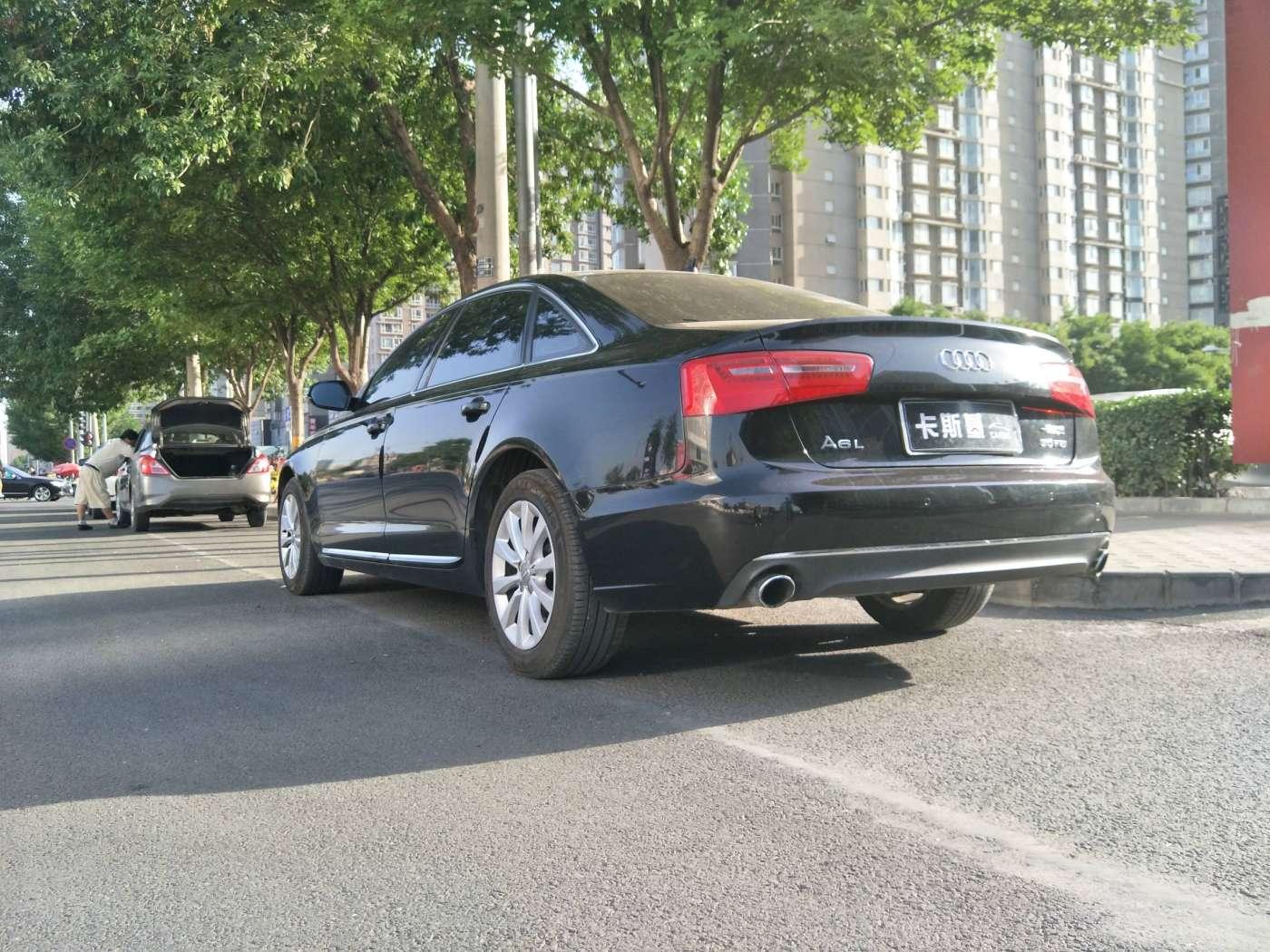 2013年09月 奥迪A6L 2014款 30 FSI 技术型|甄选奥迪-北京卡斯基汽车服务有限公司