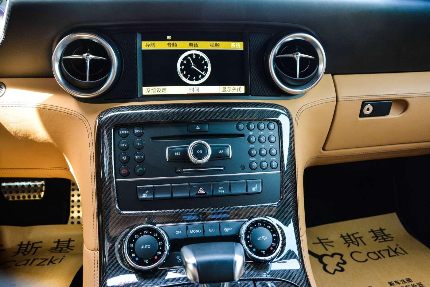 2014年06月 奔驰SLS级AMG 2013款 SLS AMG 45周年中国限量版|甄选奔驰-北京卡斯基汽车服务有限公司