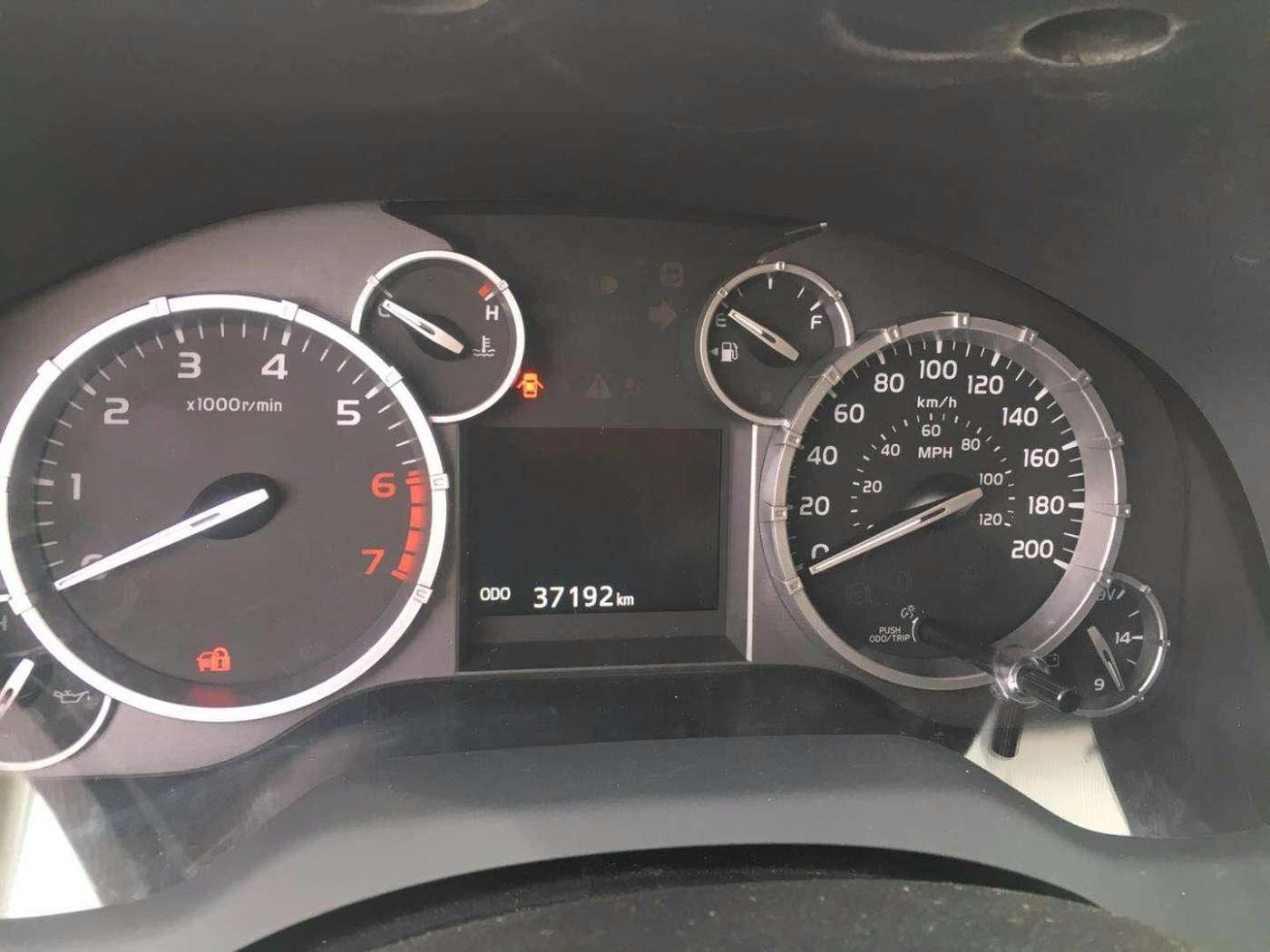 2016年01月 丰田 2015款 坦途 5700 美规SR5TRD版|甄选丰田-北京卡斯基汽车服务有限公司