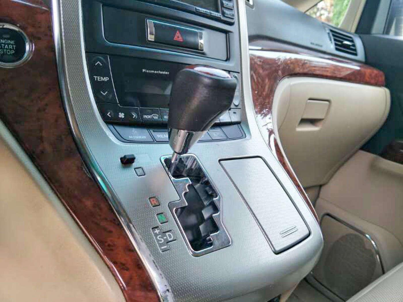 2010年12月 丰田 埃尔法 2011款 2.4L 豪华版|甄选丰田-北京卡斯基汽车服务有限公司