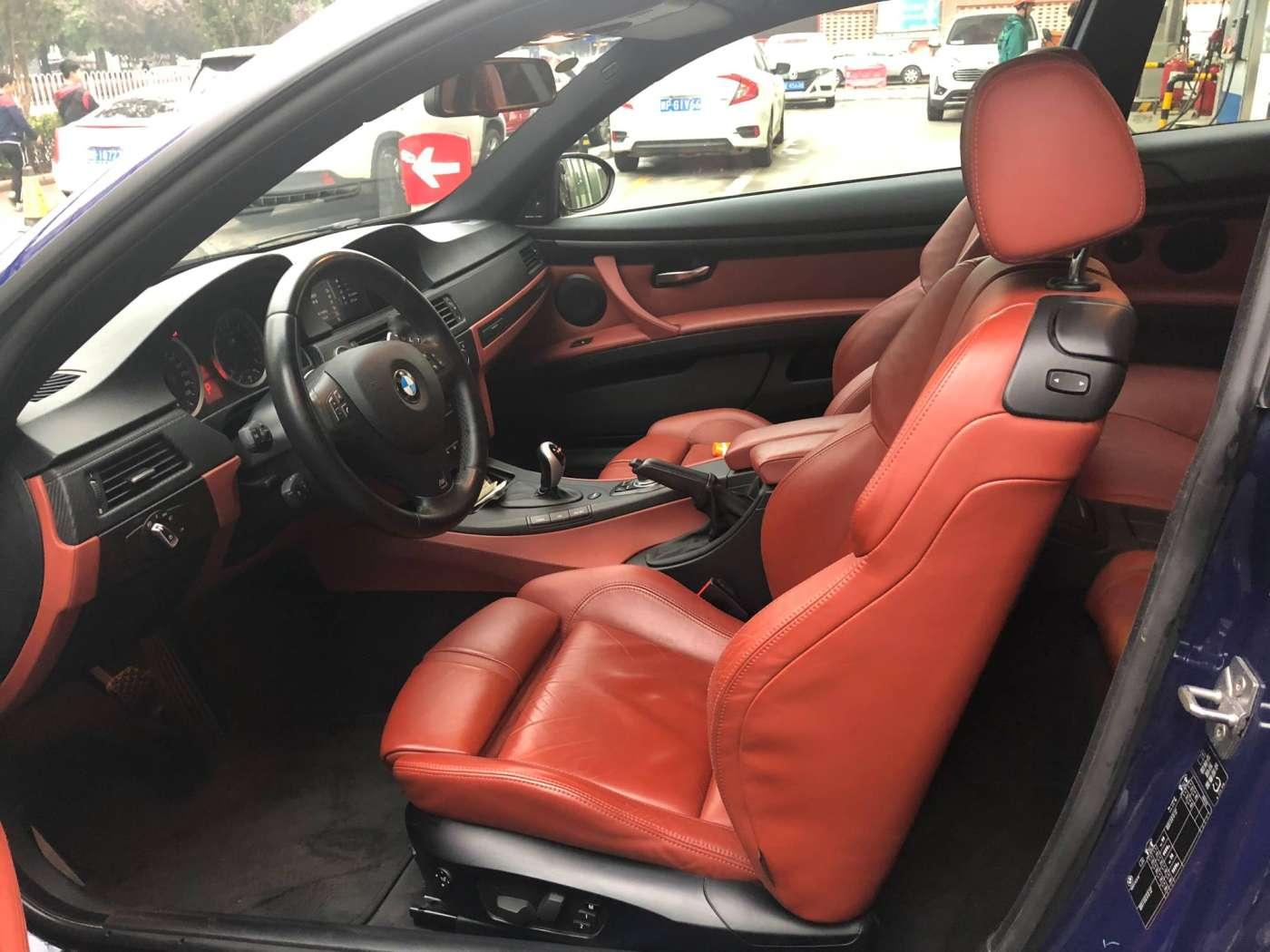 2012年10月 宝马M3 2011款 M3双门轿跑磨砂版|甄选宝马-北京卡斯基汽车服务有限公司