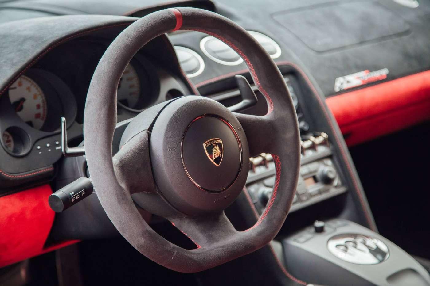 2012款 Gallardo LP 570-4 Super Trofeo Stradale|甄选兰博基尼-北京卡斯基汽车服务有限公司